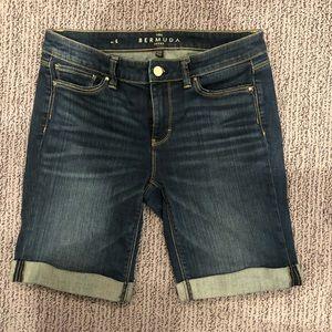 White House Black Market Bermuda Shorts - Like New